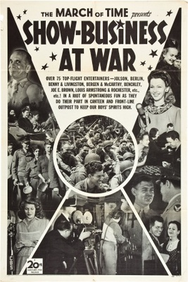 Show-Business at War movie poster (1943) poster MOV_14ccb4a0