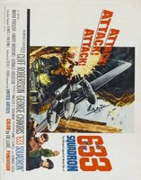 633 Squadron movie poster (1964) picture MOV_14d4d053