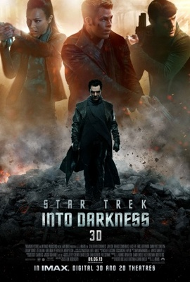 Star Trek Into Darkness movie poster (2013) poster MOV_14daa04e