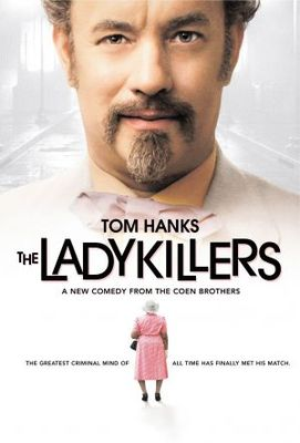 The Ladykillers movie poster (2004) poster MOV_14e011c1