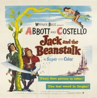 Jack and the Beanstalk movie poster (1952) picture MOV_14e1575f