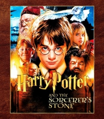 Harry Potter And The Sorcerers Stone Movie Poster 2001