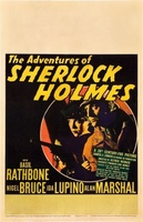 The Adventures of Sherlock Holmes movie poster (1939) picture MOV_14e900e8