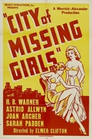City of Missing Girls movie poster (1941) picture MOV_14ec5882