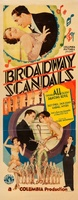 Broadway Scandals movie poster (1929) picture MOV_34891ae5