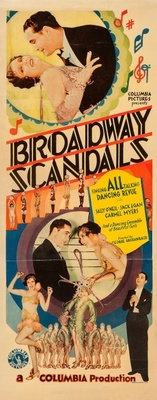 Broadway Scandals movie poster (1929) poster MOV_14ed0b8a