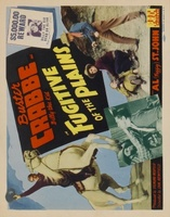 Fugitive of the Plains movie poster (1943) picture MOV_14ee6f0c
