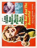 The Bad and the Beautiful movie poster (1952) picture MOV_14f1aa23