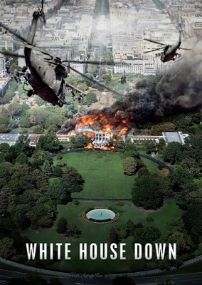 White House Down movie poster (2013) poster MOV_14f4ea91