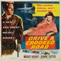 Drive a Crooked Road movie poster (1954) picture MOV_14f608e4