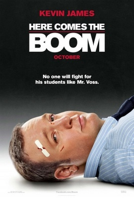 Here Comes the Boom movie poster (2012) poster MOV_14fa47dc
