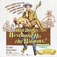 Westward Ho the Wagons! movie poster (1956) picture MOV_14fb8740