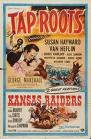 Kansas Raiders movie poster (1950) picture MOV_1501a6dc