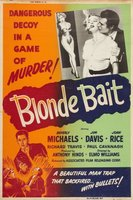 Blonde Bait movie poster (1956) picture MOV_1504d9ec
