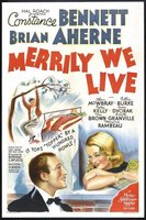 Merrily We Live movie poster (1938) picture MOV_150c2087