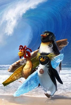 Surf's Up movie poster (2007) poster MOV_150d8b6a