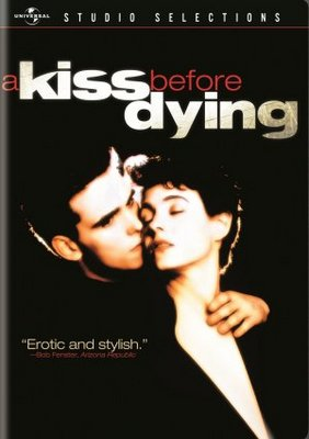 A Kiss Before Dying movie poster (1991) poster MOV_150dc672