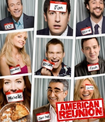 American Reunion movie poster (2012) poster MOV_150f1944