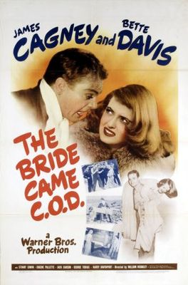 The Bride Came C.O.D. movie poster (1941) poster MOV_1511f308
