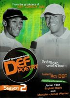 Russell Simmons Presents Def Poetry movie poster (2002) picture MOV_15193bff