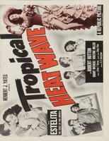 Tropical Heat Wave movie poster (1952) picture MOV_151adb01