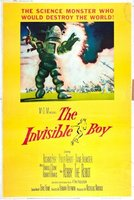 The Invisible Boy movie poster (1957) picture MOV_151c3add