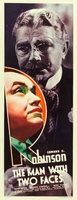 The Man with Two Faces movie poster (1934) picture MOV_151dbefc