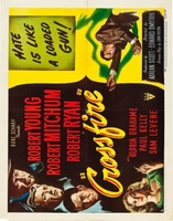 Crossfire movie poster (1947) picture MOV_151f6110