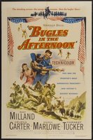 Bugles in the Afternoon movie poster (1952) picture MOV_1523d520