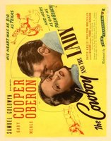 The Cowboy and the Lady movie poster (1938) picture MOV_1526ebbe