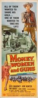 Money, Women and Guns movie poster (1959) picture MOV_15278d78