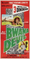 Bwana Devil movie poster (1952) picture MOV_153828c5