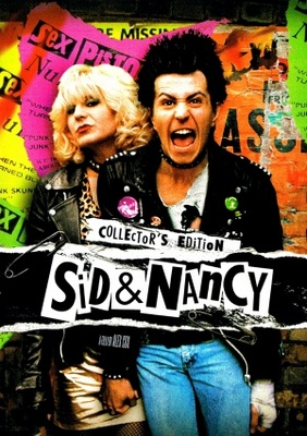 Sid and Nancy movie poster (1986) poster MOV_1539c91b