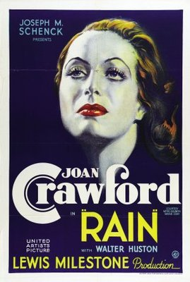 Rain movie poster (1932) poster MOV_1544669b