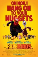 Free Birds movie poster (2013) picture MOV_38180c43