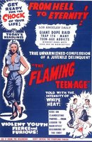 The Flaming Teen-Age movie poster (1956) picture MOV_1548416f