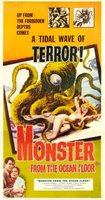 Monster from the Ocean Floor movie poster (1954) picture MOV_154a2536
