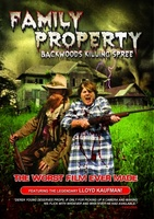 Family Property Backwoods Killing Spree movie poster (2009) picture MOV_154bc2f2