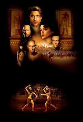 The Mummy Returns movie poster (2001) poster MOV_1553404c