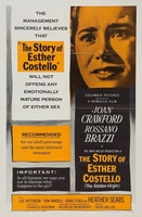 The Story of Esther Costello movie poster (1957) picture MOV_15597006