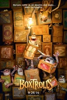 The Boxtrolls movie poster (2014) picture MOV_1566c6a1