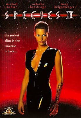 Species II movie poster (1998) poster MOV_1568a608