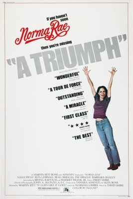 Norma Rae movie poster (1979) poster MOV_156fbfb7