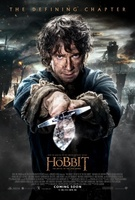 The Hobbit: The Battle of the Five Armies movie poster (2014) picture MOV_15753a7b