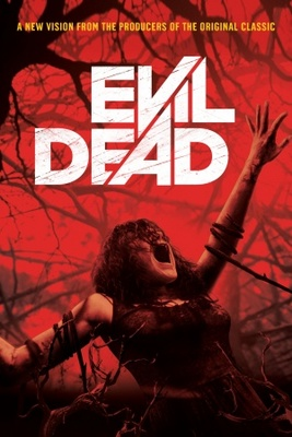 The Evil Dead movie poster (2013) poster MOV_1578c284