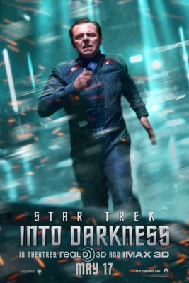 Star Trek Into Darkness movie poster (2013) poster MOV_157aef34