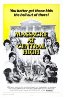 Massacre at Central High movie poster (1976) picture MOV_158011eb