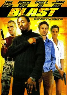 Blast movie poster (2004) poster MOV_1582559b