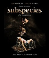 Subspecies movie poster (1991) picture MOV_158dafec