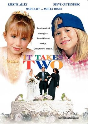 It Takes Two movie poster (1995) poster MOV_159181d0